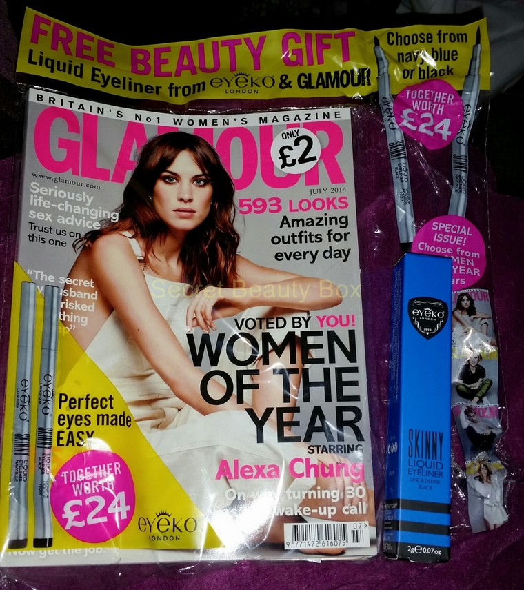 Glamour July 2014
