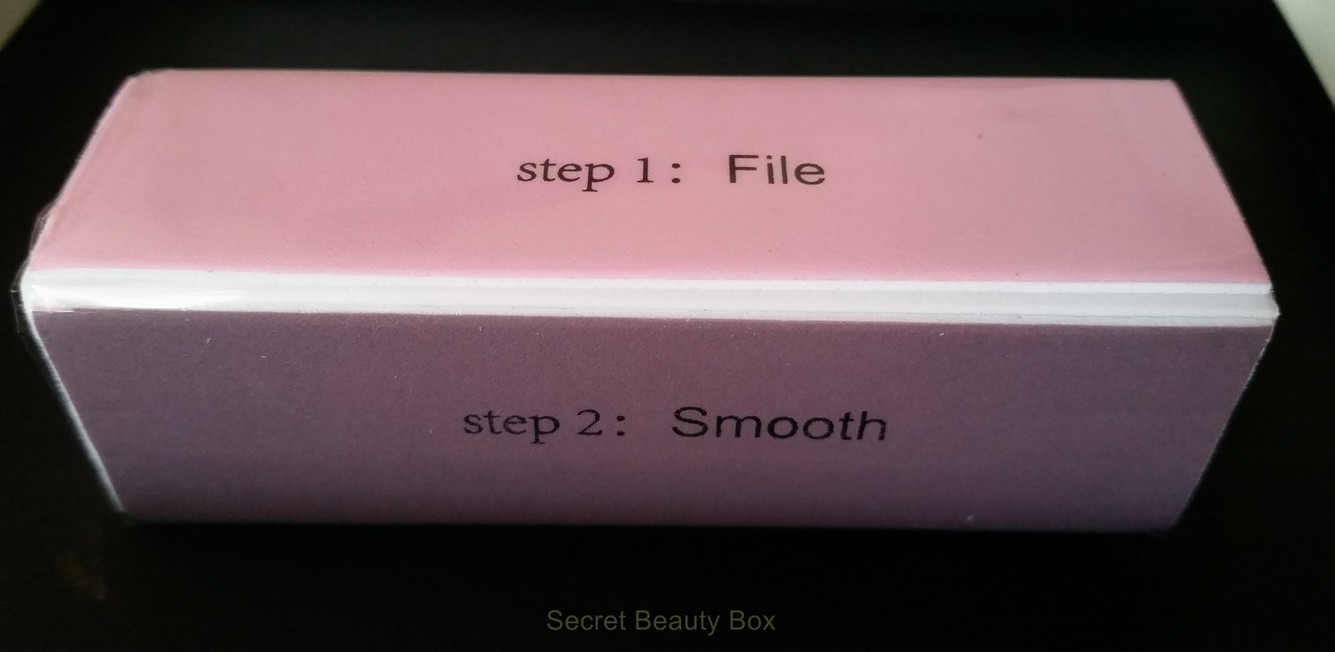 Nail 4-way buffer you beauty discovery